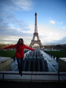 Miss Tourist Eiffel