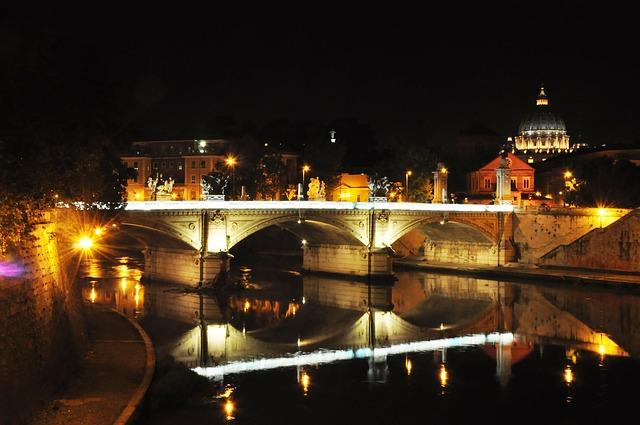 rome-night