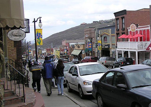 Park City Downtown