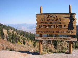 Welcome to Jackson Hole