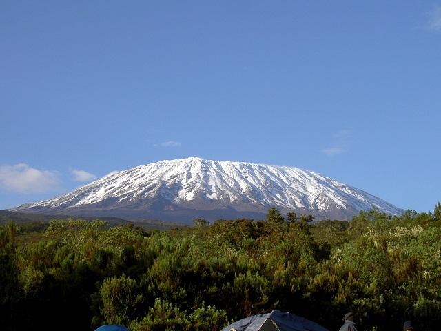 Tanzania Mt._Kilimanjaro