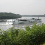 Luxurious river cruise