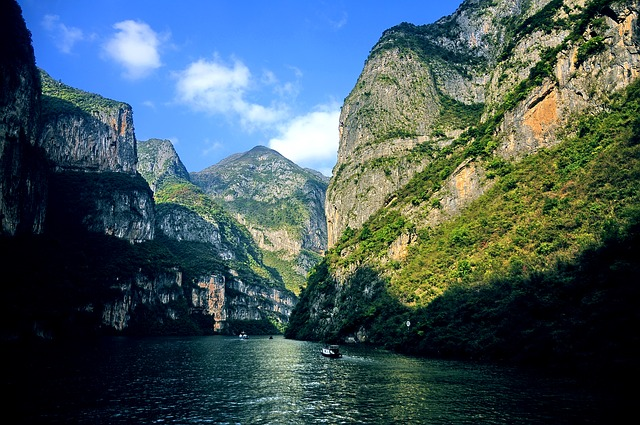 the-three-gorges Yangtze