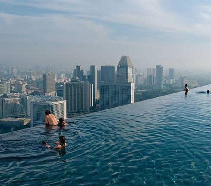 Marina Sands Resort, Singapore