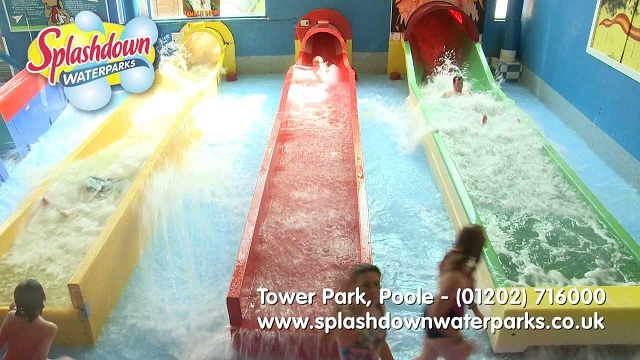 Splashdown in Poole