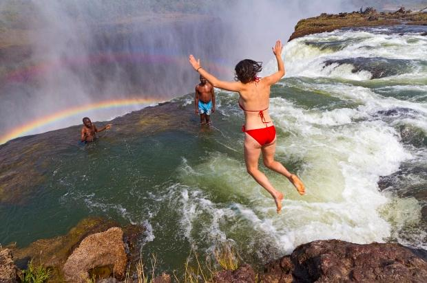The Devil's Pool, Victoria Falls