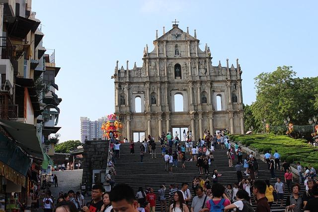 Macau Ruins