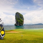 golf gear travel beach