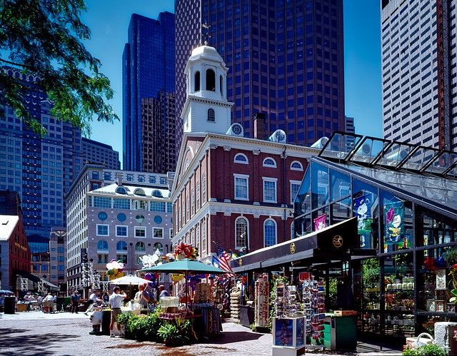 Historical Boston