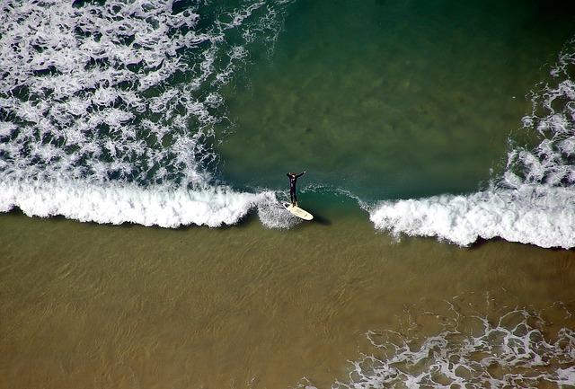 Top surf spots Australia