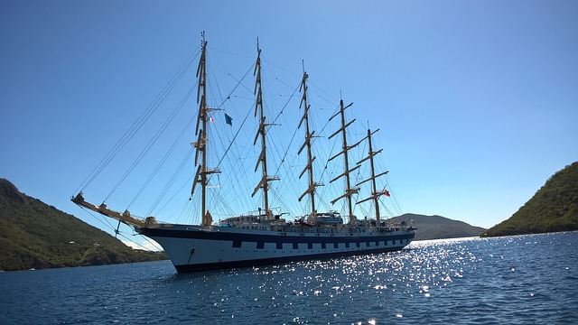 Guadeloupe Tall Ship