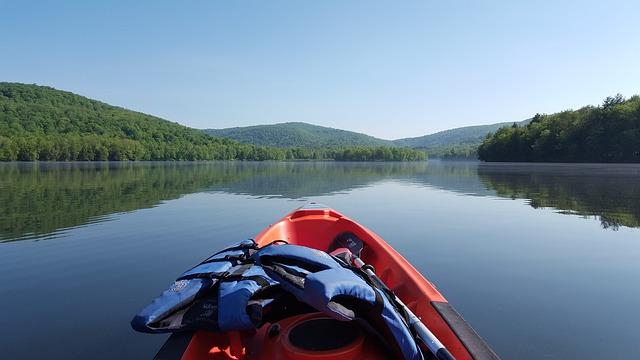 kayak Catskills