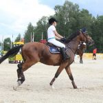 Show jumping Latvia