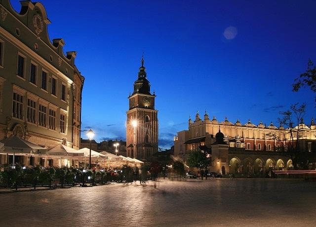 Krakow Night